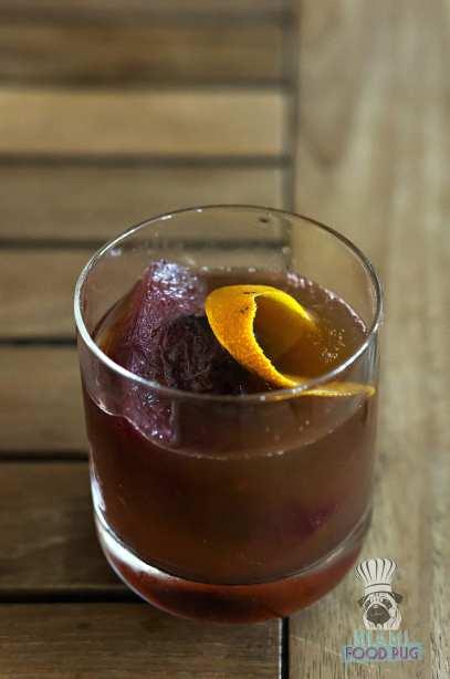 Burlock Coast - Brunch - Hawaiian Old Fashioned