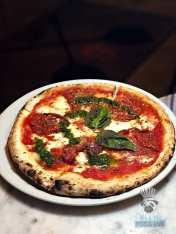 Stanzione 87 - Lamb Pepperoni and Salsa Verde Pizza