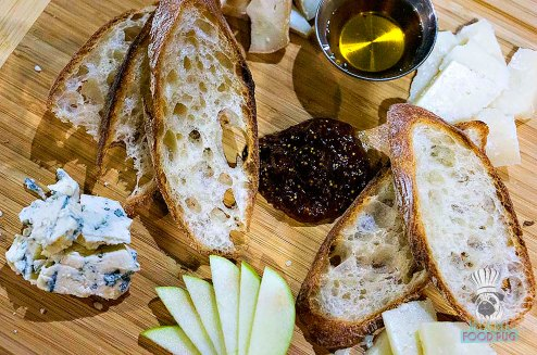 Sette Osteria - CHeese Board