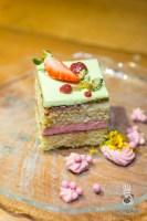 Swank Table - Farm Market Dinner - Pistachio Cake by Sarahlu Confections