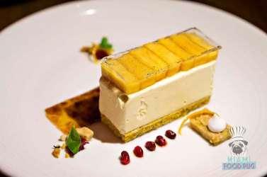 AD LIB - Brown Butter Semifreddo