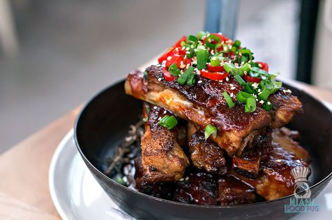 Root and Bone - Barbecue Bruleed Spare Ribs