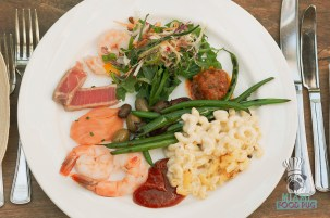 Cecconis - Brunch - Plate