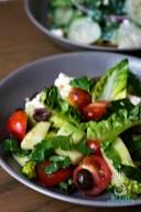Boulud Sud - Miami Spice - Horiatiki Classic Greek Salad