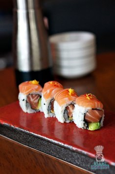 Lure Fishbar - Miami Spice - Sushi Combination Platter