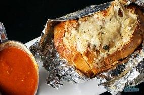 Prime Italian - Miami Spice - Cheesy Garlic Bread