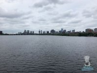 Boston - Charles River Esplanade View