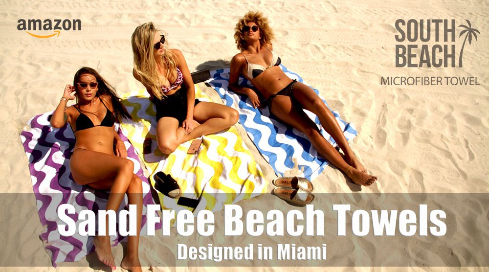 South Beach Miami Towels