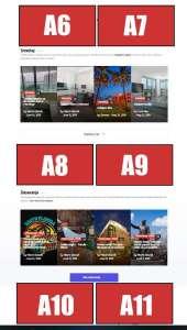 Uslovi reklamiranja Miami Glasnik novi