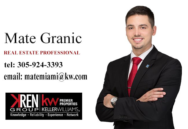 MATE GRANIC REALTOR MIAMI GLASNIK