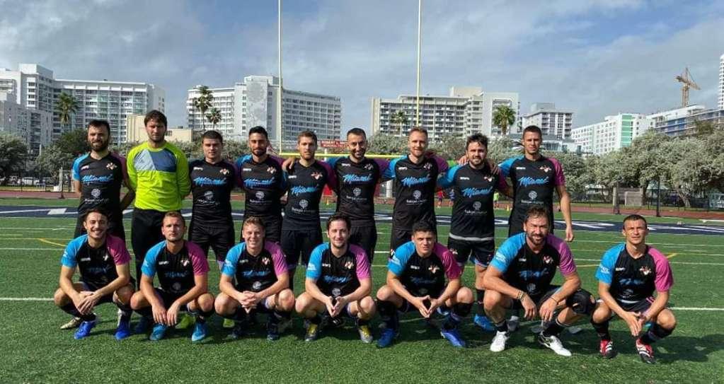 FC Eagles Miami Serbia Miami Beach Soccer League