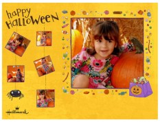 Smilebox Halloween Card
