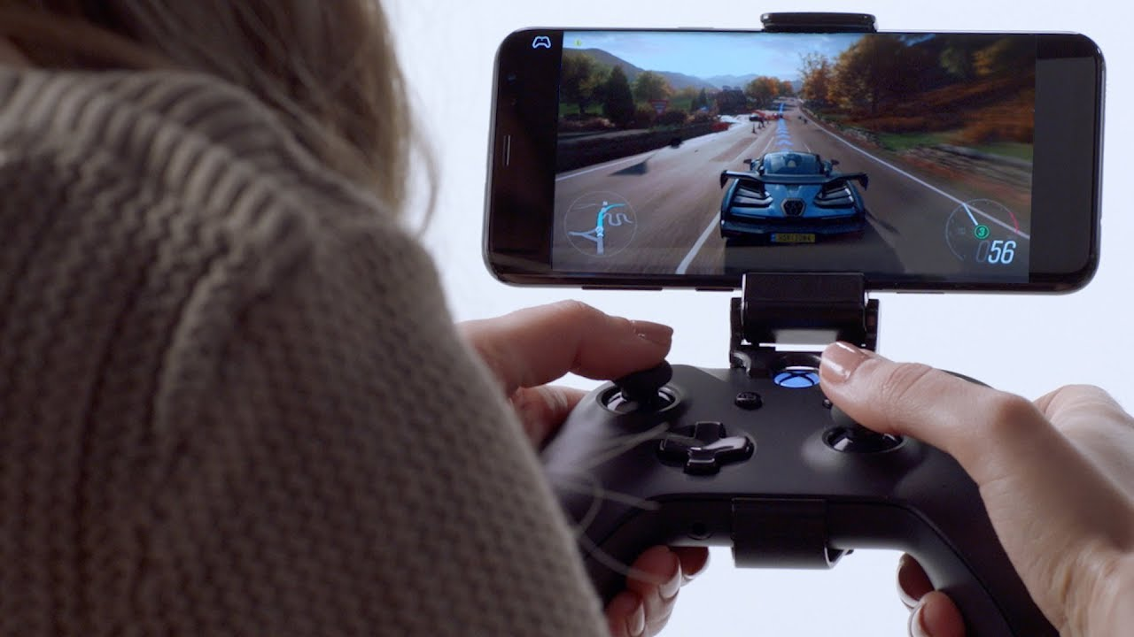 Microsoft Unveils An Xbox Games Streaming Service For Mobile Devices