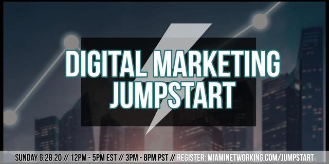 Digital Marketing Jumpstart
