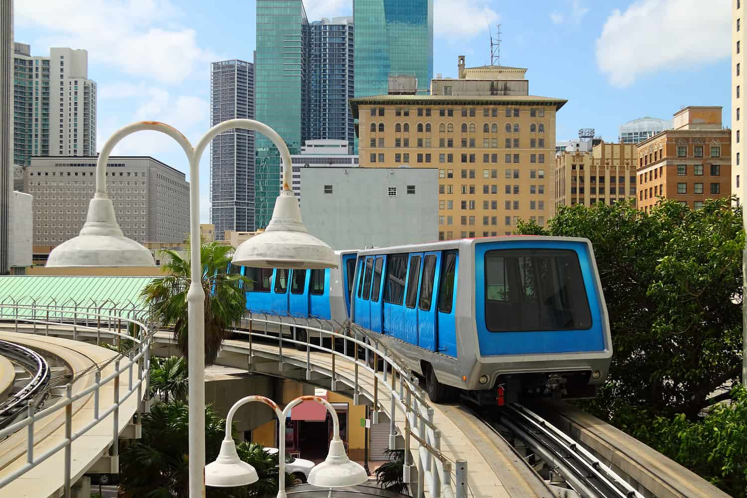 How To Get From Miami Beach To Metrorail
