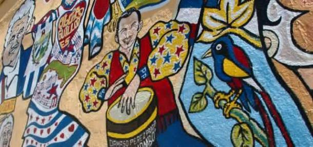 Calle Ocho Mural