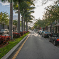 Midtown. Shopping in Miami.