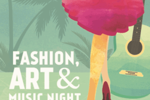 Free Fashion + Arts + Music nights in the Grove