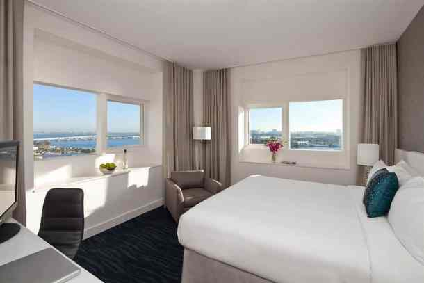 YVE Hotel Room