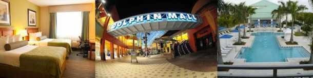 Dolphin Mall Hotels