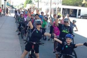Bike tour through Coral Gables