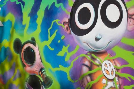 Wynwood Murals - Free Art in Miami