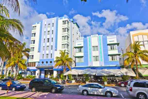 Miami tourist travel hotel information