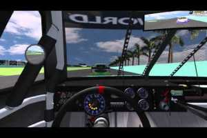 Drive the Homestead-Miami Speedway