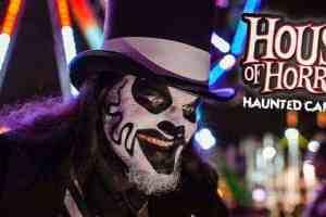 House of Horror Amusement Park coupon