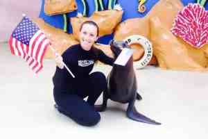 Miami Seaquarium 'Salute to Heroes' week