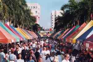 Miami Book Fair free events