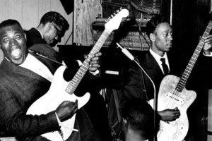 Free weekly Blues jams