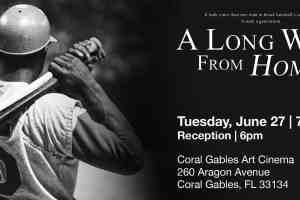 Free film screening at Coral Gables Art Cinema