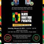 Free Black Heritage Festival