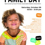 Free family day at MOCA