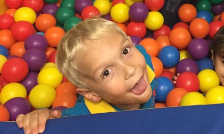 $25 for $50 Worth of Indoor Play-Area Visit — Kinetic Kids