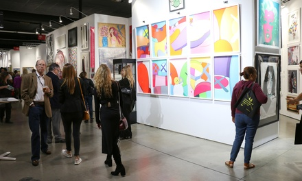 One or Two Single-Day General-Admission Tickets at Red Dot Miami (Up to 58% Off)