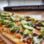 Free pizza to first 100 customers at P.Pole Pizza on June 23