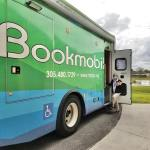 Can't make it to library? Check out a Bookmobile or Technobus near you!