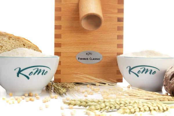Moedor de grãos clássico KoMo 3