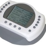 Pentair 520907 IntelliTouch Wireless Control Panel Remote, Almond