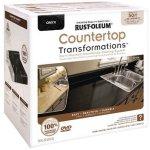 Renovador de Bancadas Rust-Oleum Countertop Transformations Kit, Onyx