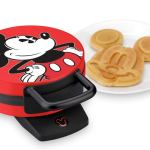 Disney DCM-12 Mickey Mouse Waffle Maker, Red2