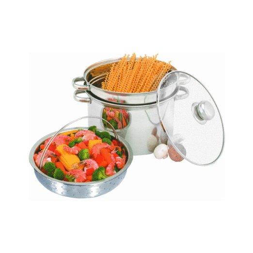 Panela Heuck 36002 Classics Espagueteira 8 Quart