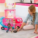 Barbie Pop-Up Camper Vehicle2