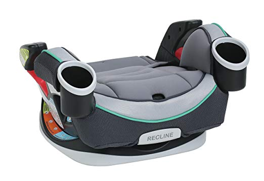 Graco 4ever 4-in-1 Convertible Car Seat, Basin 5