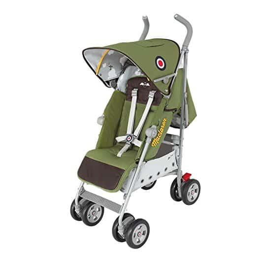 Carrinho de bebê Maclaren, BMW M Stroller cor Charcoal