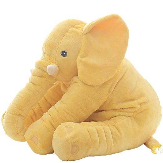 Almofada Elefante Soft Elephant Sleep Pillow 2