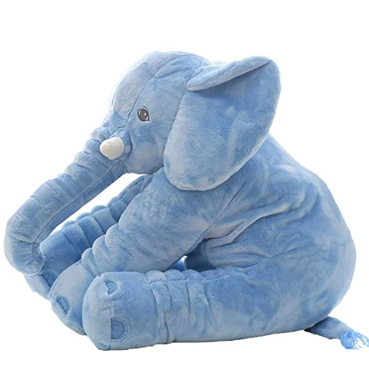 Almofada Elefante Soft Elephant Sleep Pillow 5