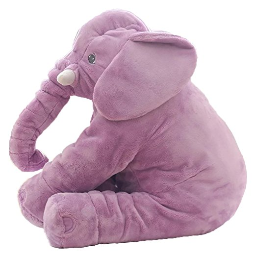Almofada Elefante Soft Elephant Sleep Pillow 3
